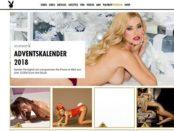 Playboy Adventskalender Gewinnspiel 2018