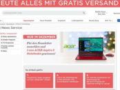 QVC Notebook Gewinnspiel Acer Aspire