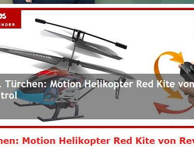 RC Helikopter Gewinnspiel Kino News Adventskalender