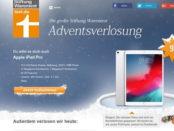 Stiftung Warentest Adventskalender Gewinnspiel Apple iPad Pro