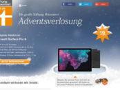 Stiftung Warentest Gewinnspiel Microsoft Surface Pro 6