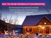 Telekom Weihnachtsgewinnspiel 5.000 Euro Kuba Reisegutscheine