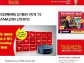 104.6 RTL Radio Gewinnspiel 15 Amazon Echos