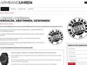 Armbanduhren Online Gewinnspiel 8.000 Euro Armbanduhr gewinnen