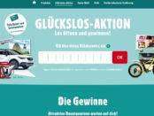 Auto Gewinnspiel REWE Glückslos Aktion 2019