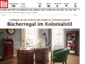 Bücherregal Gewinnspiel Bild.de