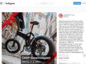 E-Bike Gewinnspiel Chip.de Mate X