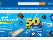 Euronics Gewinnspiel 20.000 Euro Einkaufsgutschein gewinnen