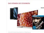 GQ Magazin Gewinnspiel Sony Technikpaket
