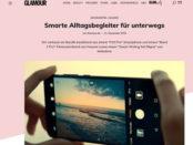 Glamour Gewinnspiel Huawei P20 Smartphone