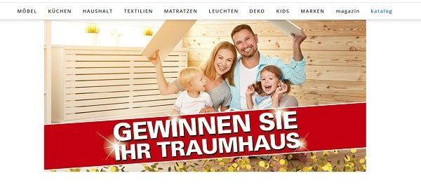 Haus Gewinnspiel Möbel Höffner Scan Haus gewinnen