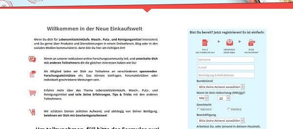 Henkel Shopper Square Umfragen Aktion Gutscheine