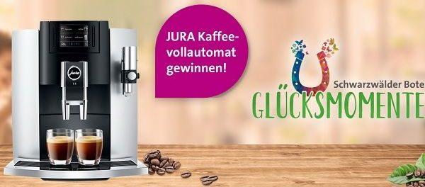 Jura Kaffeevollautomat Gewinnspiel Schwarzwälder Bote