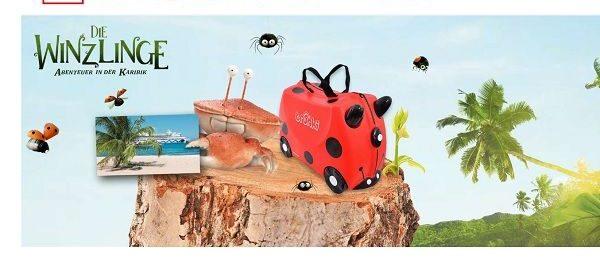 Kaufland Gewinnspiele Karibik Kreuzfahrt Reise
