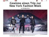 New York Reise Gewinnspiel Fashion Week Bild.de
