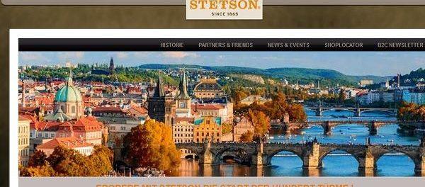 Prag Reise Gewinnspiel Stetson 2019