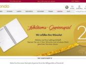 Promondo Gewinnspiel 150 Euro Einkaufsgutscheine
