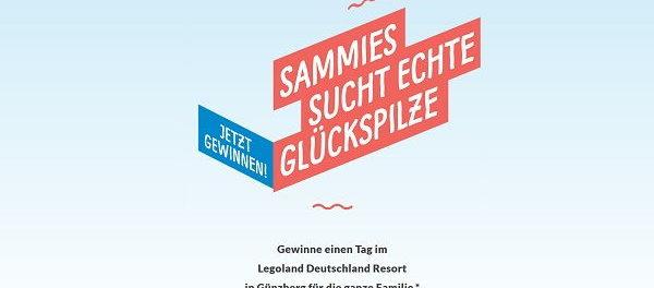 Samsonite Gewinnspiel Legoland Deutschalnd Aufenthalt und Schulranzen-Sets