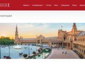 Sevilla Reise Gewinnspiel museum.de