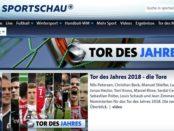 Sportschau Tor des Jahres Gewinnspiel 7 Tage Seereise Hurtigruten