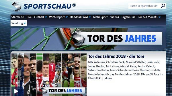 Gewinnspiel Sportschau