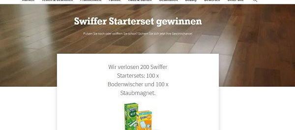 WWW.SWIFFER-GEWINNSPIEL.DE