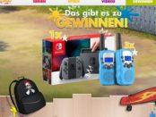 Toggo Gewinnspiel Nintendo Switch Spielkonsole