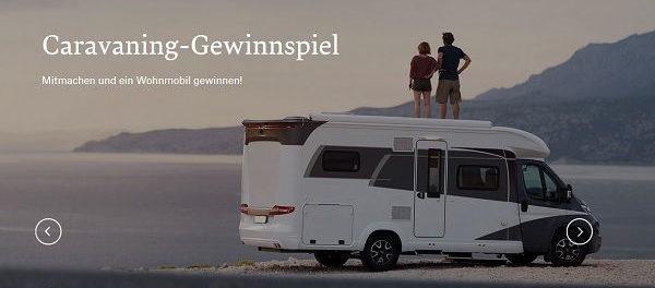 Wohnmobil Gewinnspiel 2019 Caravaning Info