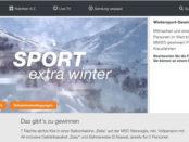 ZDF Wintersport Gewinnspiel Januar 2019 All-Inkl. Kreuzfahrt gewinnen