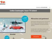 arte Magazin Gewinnspiel Smart TV gewinnen