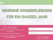 kilenda klub Gewinnspiel 3 mal 1 Jahr Kinderkleidung kostenlos