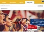 real und Coca Cola Gewinnspiel Bundesliga Eintrittskarten gewinnen