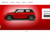 Auto-Gewinnspiel Kaufland Mon Cheri Mini gewinnen