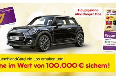 Auto Gewinnspiel Netto und DeutschlandCard Glücks-Los 2019