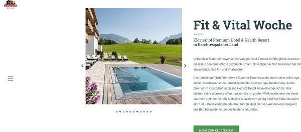 Bergbauernmilch Reise Gewinnspiel Fit und Vital Urlaub