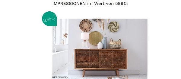Couchstyle Gewinnspiel Kommode Von Impressionen Gewinnen