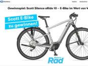Elektro Rad Magazin Gewinnspiel Scott E-Bike