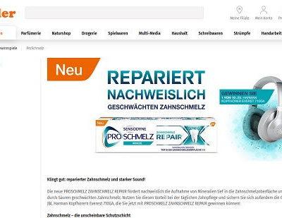 Gewinnspiele Drogerie Müller 10 JBL Harman Kopfhörer