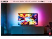 Glamour Gewinnspiel Philips 55 Zoll 4k-Fernseher