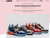 Glamour Gewinnspiel Schuh Shopping-Gutscheine Melvin u. Hamilton