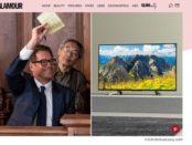 Glamour Gewinnspiele 55 Zoll Sony Fernseher gewinnen