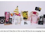 Glamour Gewinnspiele E! Glam Box Wert 650 Euro gewinnen