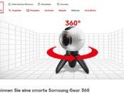 Kaufland Gewinnspiel Samsung Gear 360 Grad Kamera