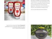 REWE Gewinnspiel 5.000 Thommy Ketchup Tester