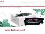 Rossmann Gewinnspiel 400 Azubi Pflege Boxen