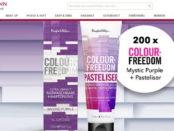 Rossmann Gewinnspiele 200 Colour-Freedom-Sets