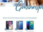 Smartphone Gewinnspiel Sommerlad Appel iPhone X gewinnen