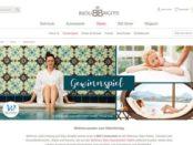 Valentinstag Gewinnspiel Bijou Brigitte 1.000 Euro Wellness-Hotelgutschein