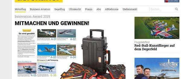 aerokurier Gewinnspiel  BAHCO Werkzeugkoffer Wert 4.420 Euro