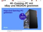 eBay und Bild Gewinnspiel Medion High-End-PC